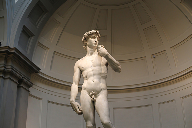 Florence City Center including the Accademia with Michelangelo?s David Skip-the-Line Guided Tour – Private Tour in German