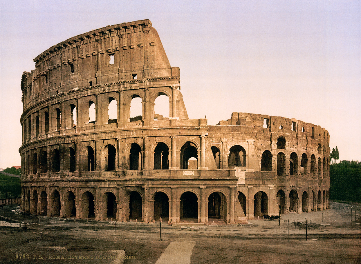 Ancient Rome: The Colosseum, Roman Forum & Palatine Hill Skip-the-Line Guided Tour – Private Tour in German