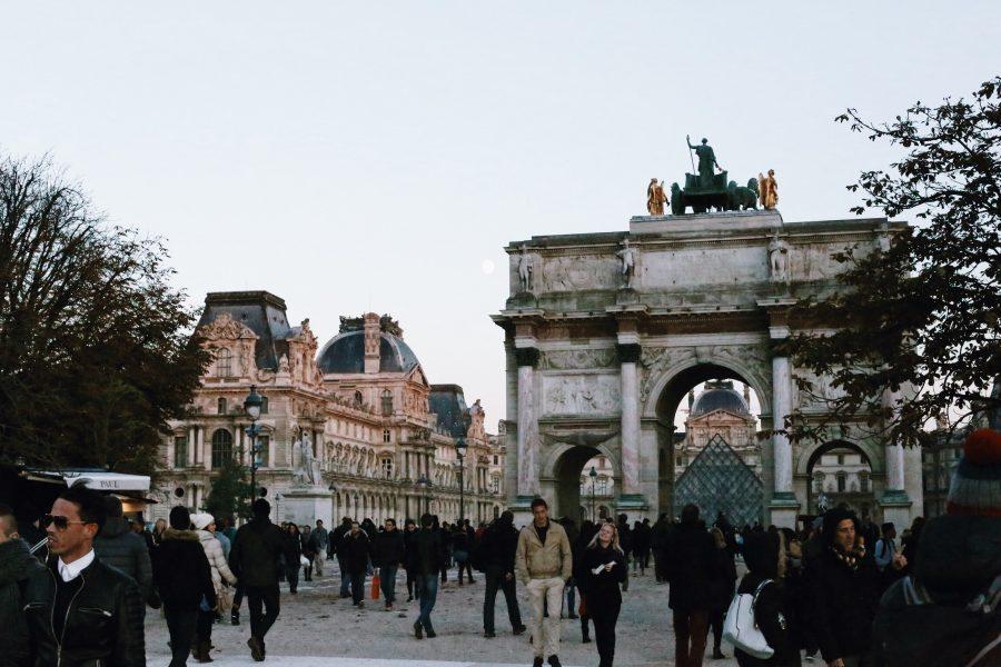 Stadt-Paris-Walking-Führung