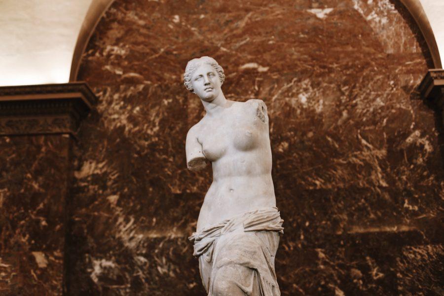 Paris-Lisa-Mona-Führung-Tour-Louvre-Museum-Venus-De-Milo