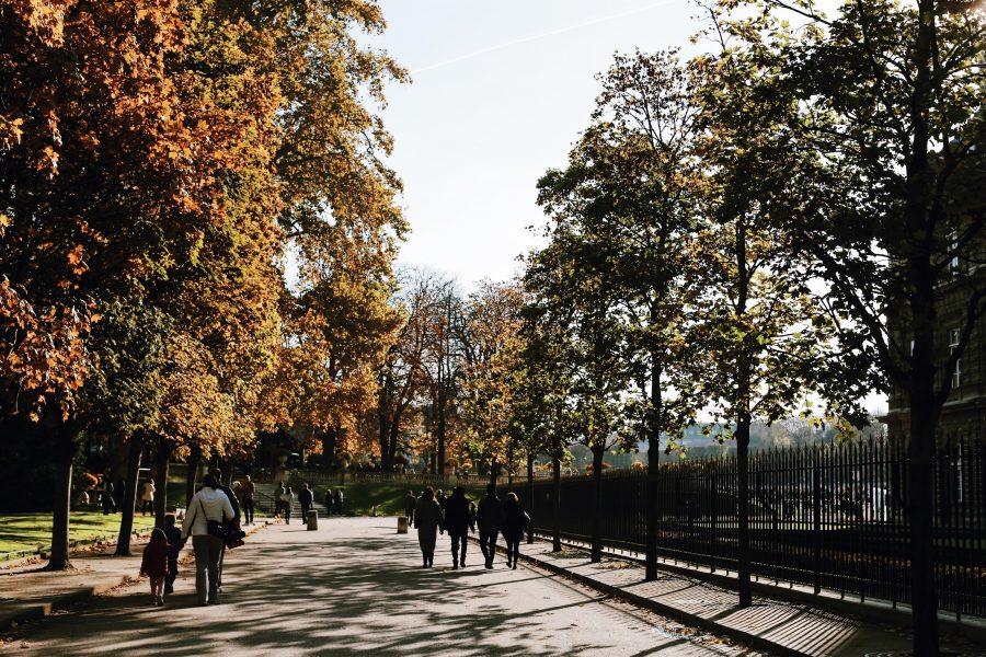 Viertel-Paris-Latin-Tour